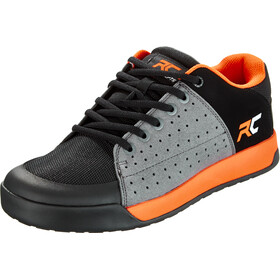 Ride Concepts Livewire Scarpe Uomo, charcoal/orange